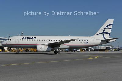 2011-09-30 SX-DGE Airbus A320 Aegean
