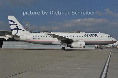 2011-09-28 SX-DGD Airbus A320 Air France