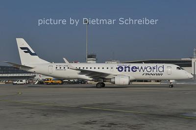 2011-10-31 OH-LKN Embraer 190 Finnair