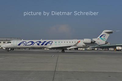 2011-10-31 S5-AAN Regionaljet 900 Adria AIrways