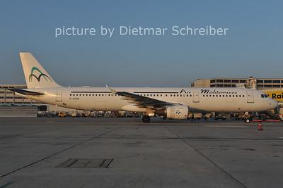 2011-10-31 F-GYAN Airbus A321 Air Mediterranee