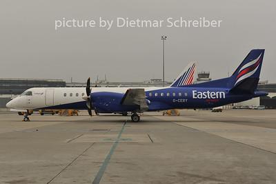 2011-11-30 G-CERY Saab 2000 Eastern AIrways
