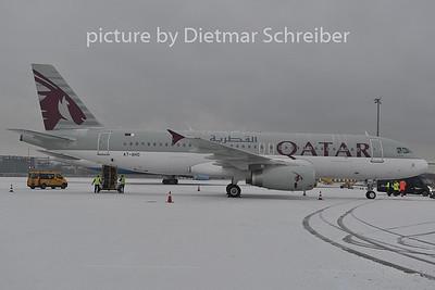 2011-12-21 A7-AHO Airbus A320 Qatar Airways
