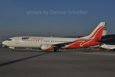 2012-01-30 SP-LLF Boeing 737-400 LOT Charters