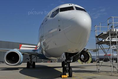 2012-03-28 OE-LNJ Boeing 737-800 AUstrian Airlines