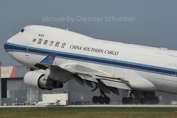 2012-03-28 B-2461 Boeing 747-400 China Eastern