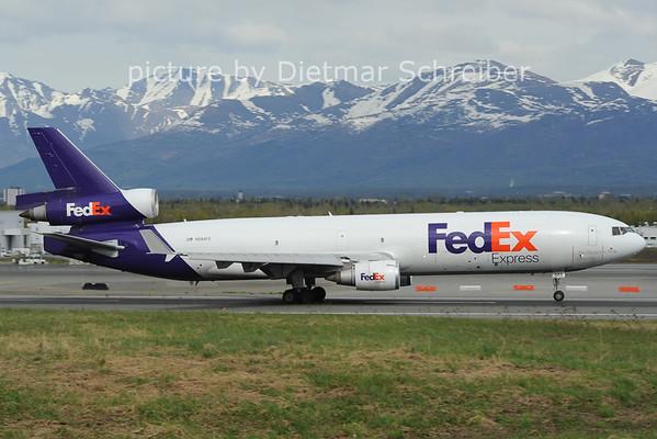 2012-05-19 N589FE MD11 Fedex