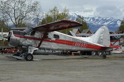 2012-05-19 N1785R DHC2 Beaver