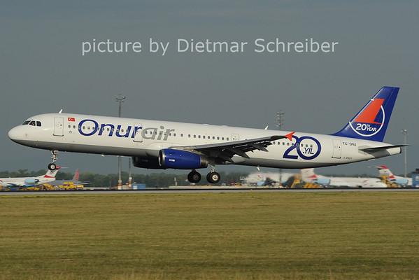 2012-06-29 TC-ONJ Airbus A321 Onur Air