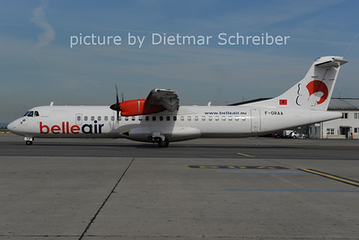 2012-07-31 F-ORAA ATR 72 Belle AIr