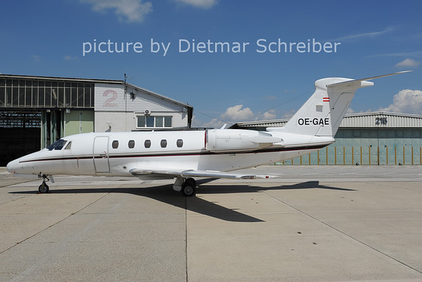 2012-07-31 OE-GAE Cessna 650