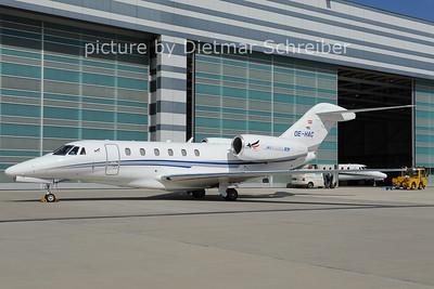 2012-08-29 OE-HAC Cessna 750