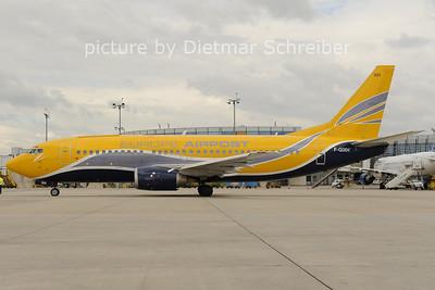 2012-08-27 F-GIXH Boeing 737-300 Europe Airpost
