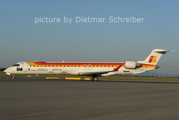 2012-09-11 EC-JZU Regionaljet 900 Air Nostrum