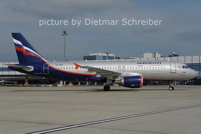 2012-09-30 VQ-BHL Airbus A320 Aeroflot