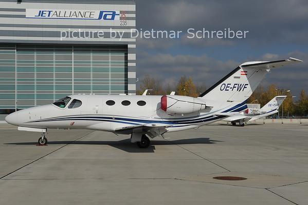 2012-10-31 OE-FWF Cessna 510