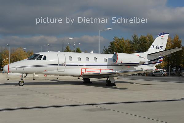2012-10-31 D-CLIC Cessna 560XL
