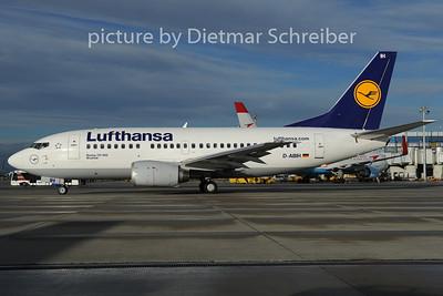 2012-11-29 D-ABIH Boeing 737-500 Lufthansa