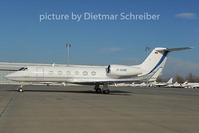 2012-11-28 D-AABB Gulfstream 4