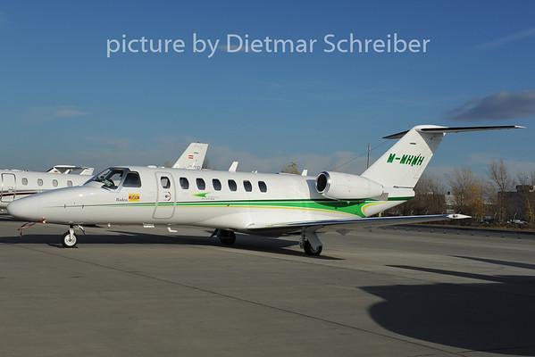2012-11-28 M-MHMH Cessna 525