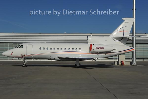 2012-11-28 N2BD Falcon 900
