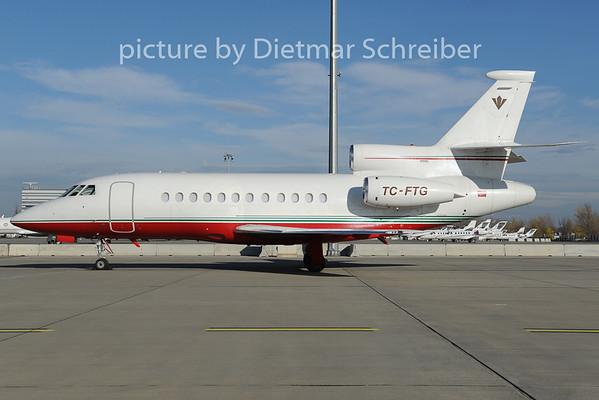 2012-11-28 TC-FTG Falcon 900