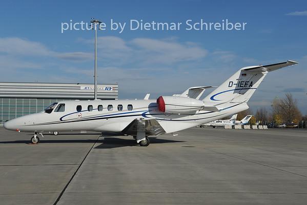 2012-11-28 D-IEFA Cessna 525