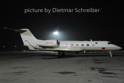 2012-12-22 OE-LAI Gulfstream 4