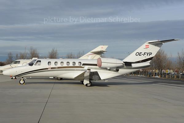 2013-01-30 OE-FYP Cessna 525B Citationjet 3