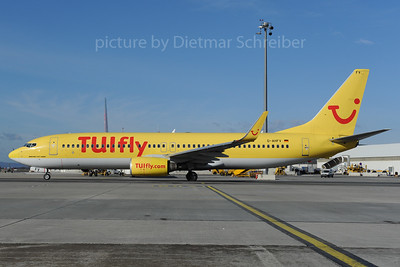 2013-01-31 D-AHFV Boeing 737-800 Tuifly
