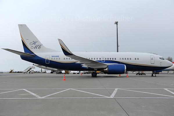 2013-02-27 N444HE Boeing 737-300
