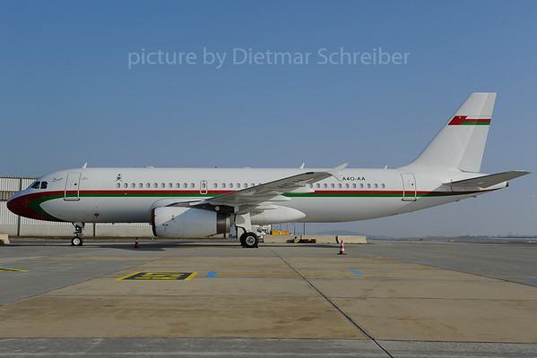 2013-02-28 A4O-AA Airbus A320 Oman