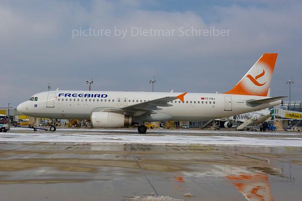 2013-03-27 TC-FBJ Airbus A320 Freebird