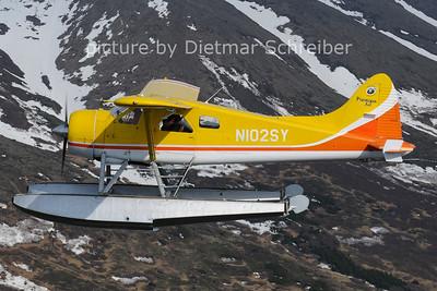 2013-05-31 N102SY DHC 2 Beaver