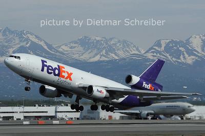 2020-05-31 N320FE DC10 Fedex