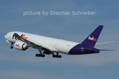 2020-05-31 N890FD Boeing 777-200 Fedex