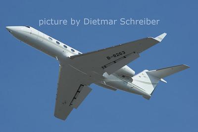 2020-05-31 B-8263 Gulfstream 4