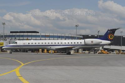 2013-06-28 CE-03 Embraer 145 Belgian AIr Force
