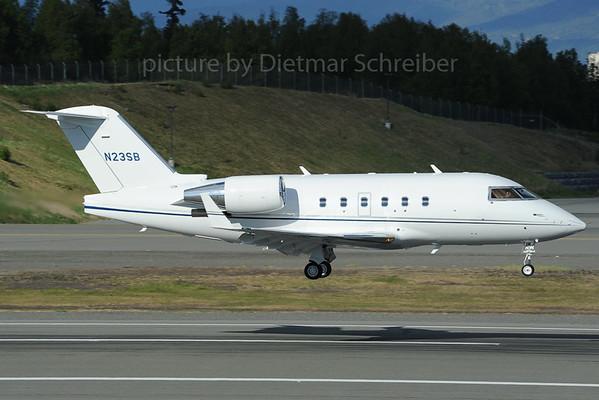 2013-06-05 N23SB CL600