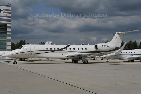 2013-06-27 G-SYNA Embraer 135
