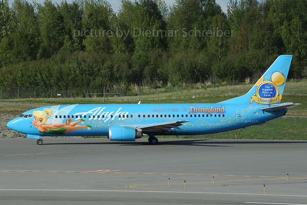2013-06-05 N791AS Boeing 737-400 Alaska AIrlines