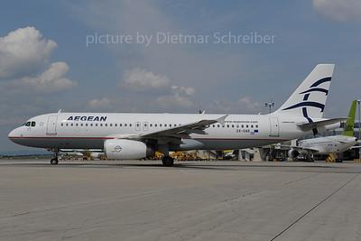 2013-06-28 SX-OAR Airbus A320 Aegean