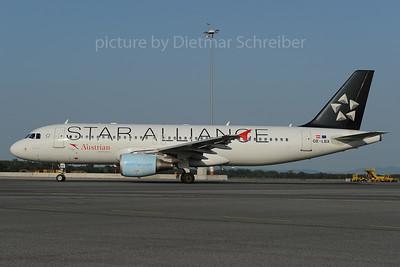 2013-07-29 OE-LBX Airbus A320 Austrian Airlines