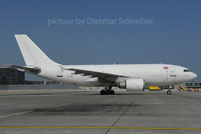 2013-07-29 TC-VEL Airbus A310 ULS Cargo