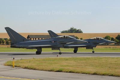 2013-07-23 7L-WC / 7L-WI Eurofighter Austrian Air Force