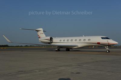 2013-07-29 VQ-BNZ Gulfstream 650