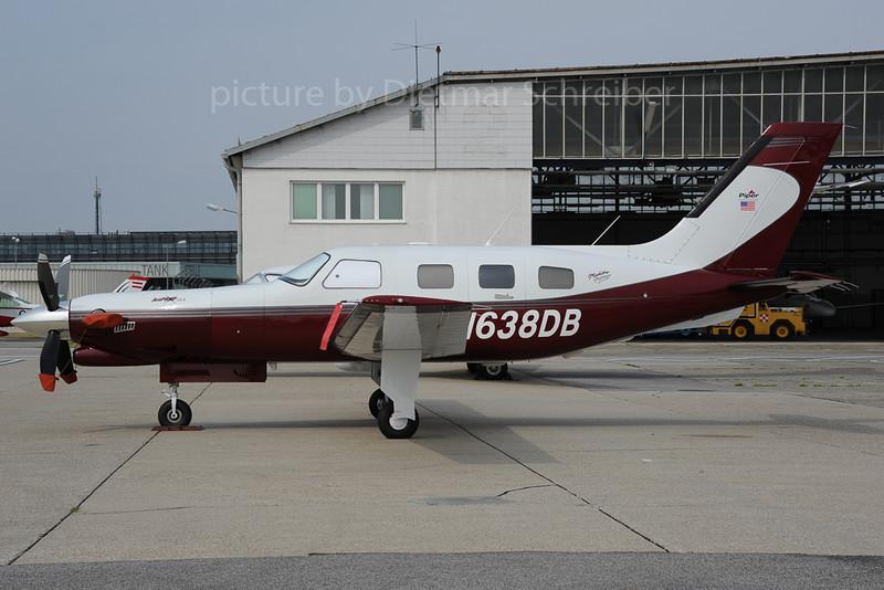 2013-08-23 N638DB Piper 46