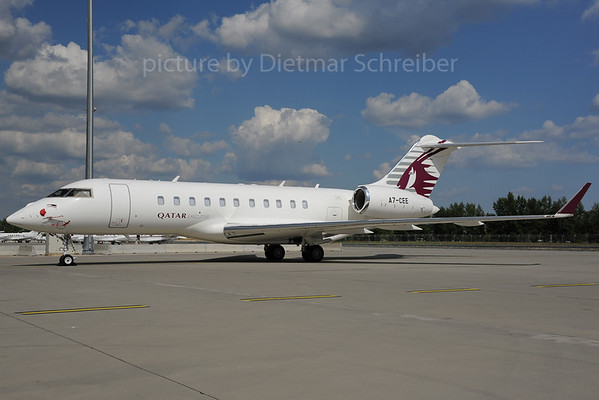 2013-08-29 A7-CEE Globalexpress Qatar Executive