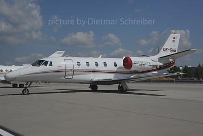 2013-08-29 OE-GHB Cessna 560XL