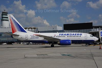2013-08-29 EI-ETX Boeing 737-700 Transaero